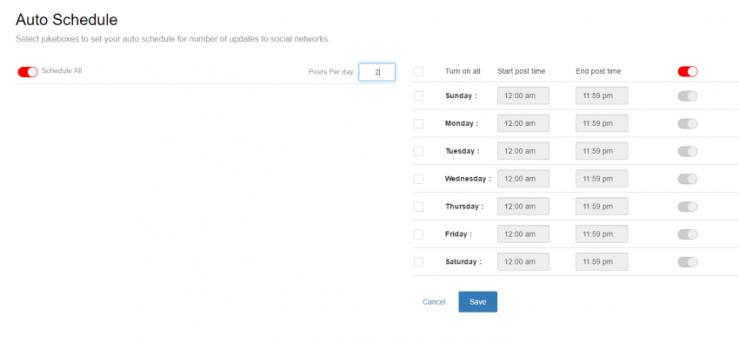 Social Media Tactics - Posting Consistently