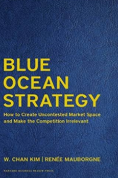 10 Books About Business Disruption - Blue Ocean Strategy