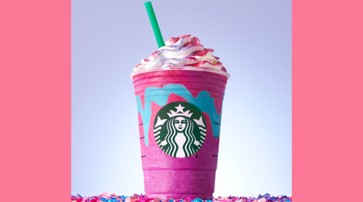 Starbucks Unicorn Drink Serves as Great Lesson for Small Businesses