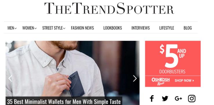 The 10 Best Websites for Trend Spotting - TheTrendSpotter