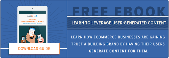 Leverage user-generated content to improve your conversion rates.