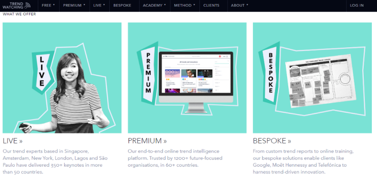 The 10 Best Websites for Trend Spotting - Trend Watching