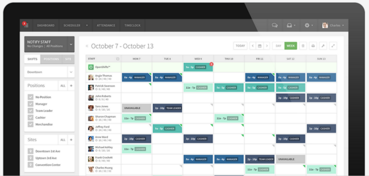 20 Employee Scheduling Software Solutions for Small Businesses - When I Work