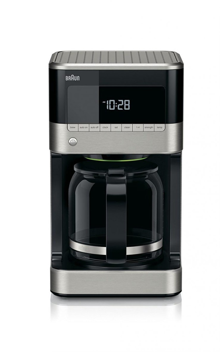 Office Coffee Machines for Your Small Business - Braun Drip Coffee Maker