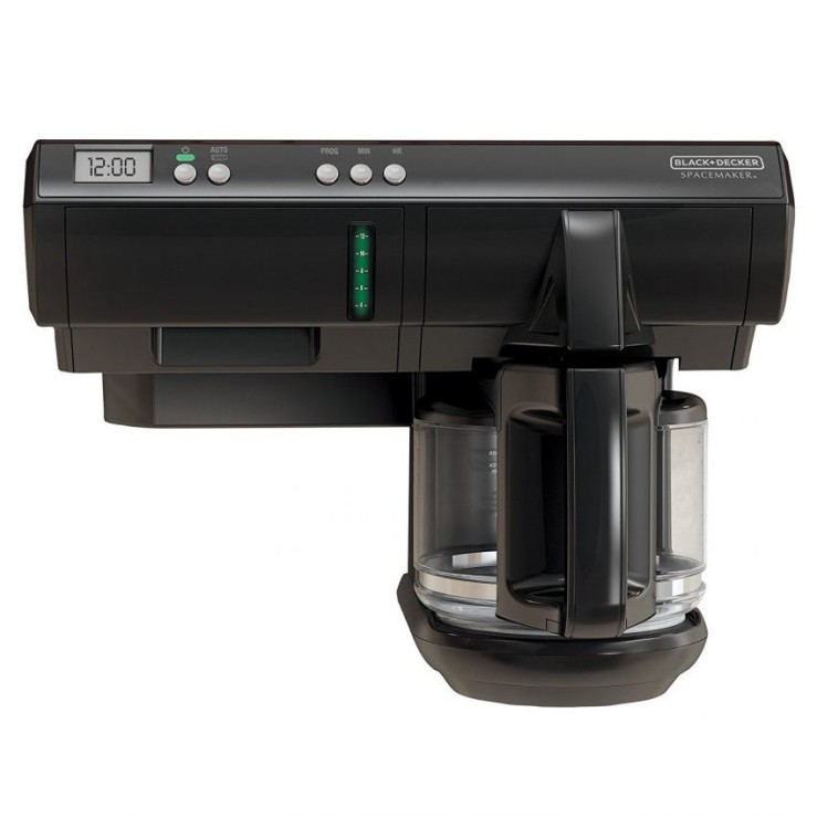 Office Coffee Machines for Your Small Business - Black & Decker Under Cabinet Coffee Maker