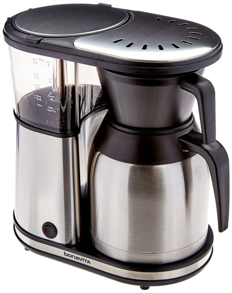 Office Coffee Machines for Your Small Business - Bonavita 8-Cup Carafe