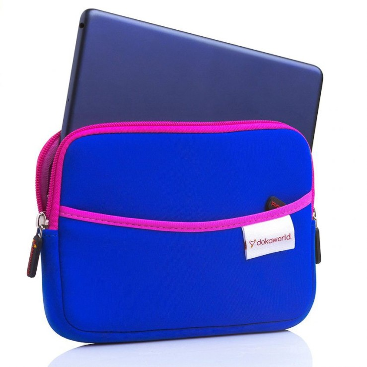 25 Travel Accessories for Women - Neoprene Tablet Sleeve