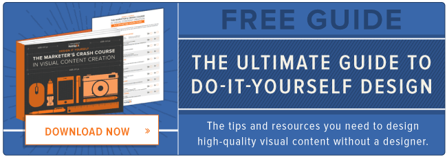 free do-it-yourself-design guide and resources