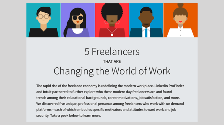 5 Types of Freelancers Revealed: New Study Reveals All (Infographic)