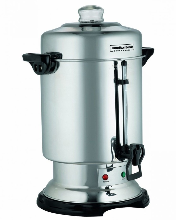 Office Coffee Machines for Your Small Business - Hamilton Beach Commercial Coffee Urn