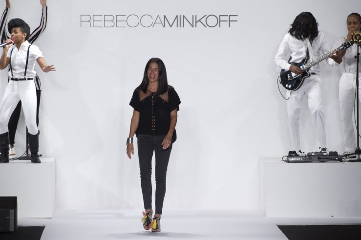 20 Successful Women Entrepreneurs - Rebecca Minkoff