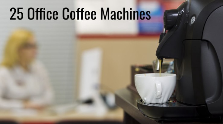 Office Coffee Machines for Your Small Business