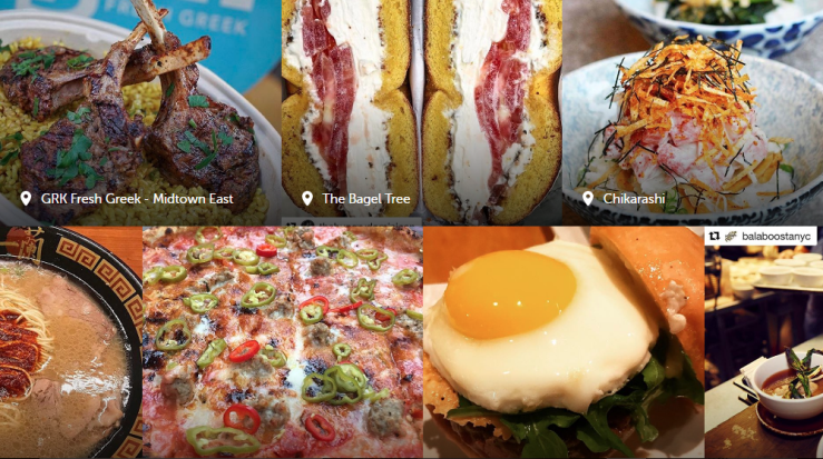 FoodFaves App Connects Restaurants with Customers via Delicious Dish Pics
