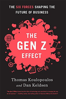 10 Books on the Future of Business - Gen Z Effect
