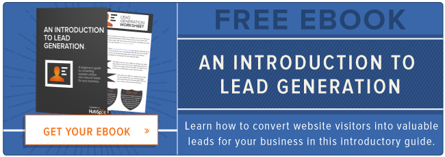Intro to Lead Gen